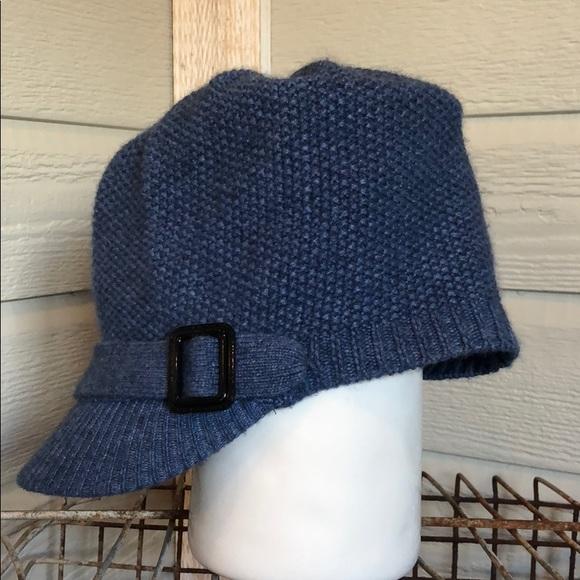Nordstrom beanie hat with brim. M 5be21d45c89e1d81ca161a8c b6ffe87a75f